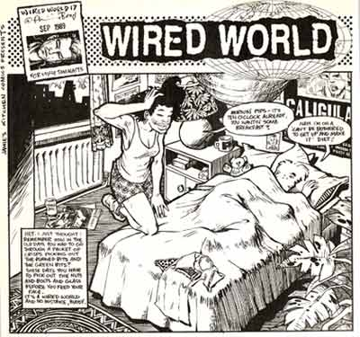 Wired World, by Philip Bond
