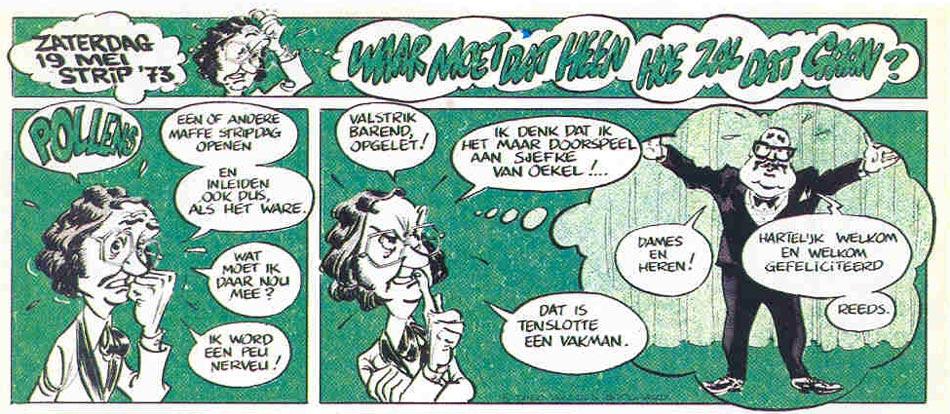 Bart reeds comic strip