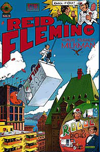 Reid Fleming, World's Toughest Milkman, by David Boswell