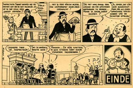 Olivier (Strip, 24-3-1962) by Karel Boumans