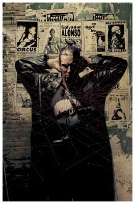 Punisher, by Tim Bradstreet