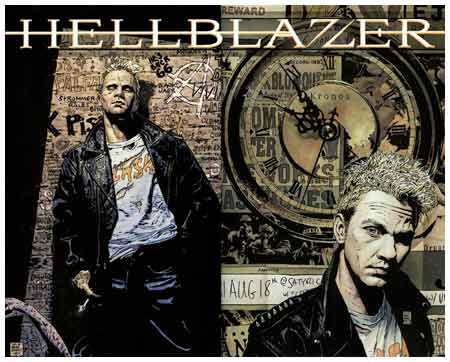 Hellblazer, by Tim Bradstreet