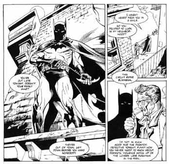 Batman, by Doug Braithwaite
