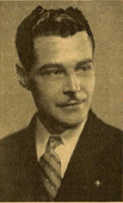 Hector Brault in 1939