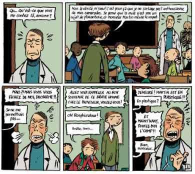 Emile Bravo Lambiek Comiclopedia