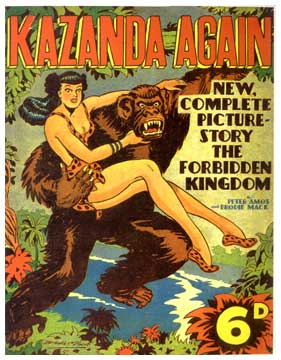 Kazamda Again, by Ted Brodie-Mack
