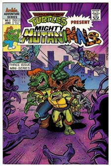 Mighty Mutanimals