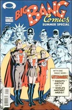 Big Bang Comics by Jim Brozman