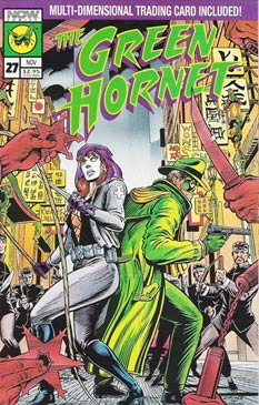 Green Hornet by Jim Brozman