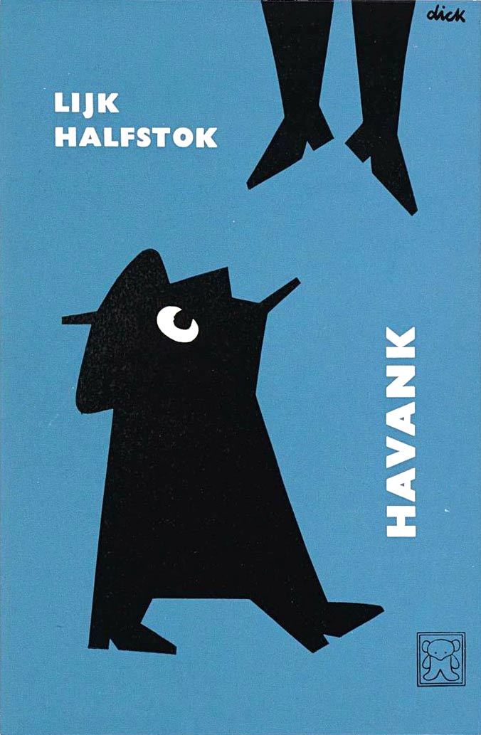 Havank cover by Dick Bruna