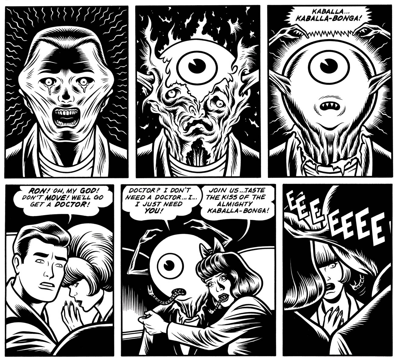 Charles Burns | Lambiek Comiclopedia