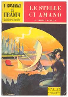 Cover for Urania, by Kurt Caesar