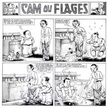 Cam ou Flages, by Billy Cam