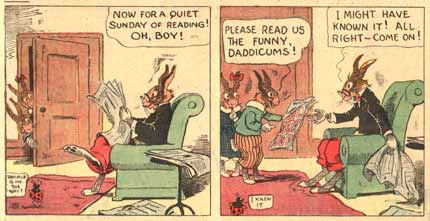 Uncle Wiggily's Adventures, 1926