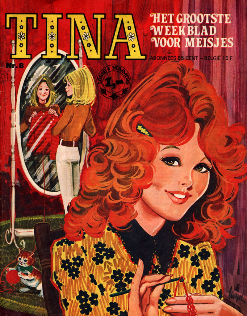 Tina cover by Pura Campos