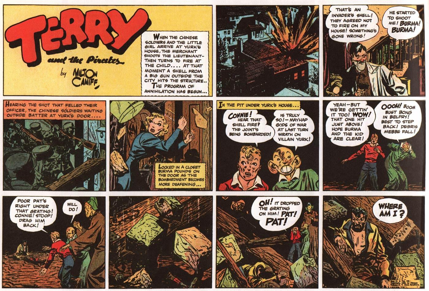John persons the pit comics