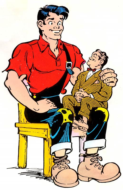 Al Capp and Li'l Abner
