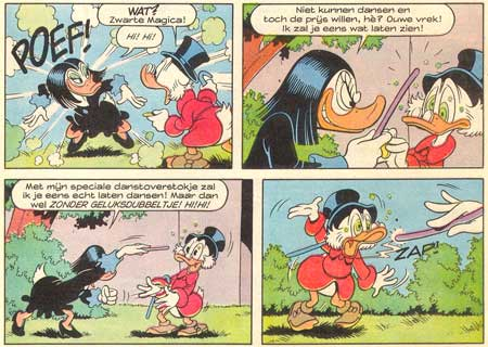 Uncle Scrooge (D8830)