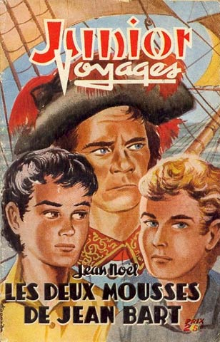 Junior Voyages by Louis Carri�re