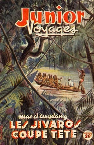 Junior Voyages by Louis Carrière