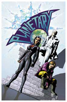 Planetary, by John Cassaday