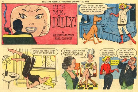 It's Me Dilly by Mel Casson