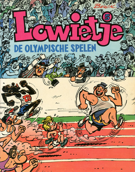 Lowietje by Berck and Cauvin