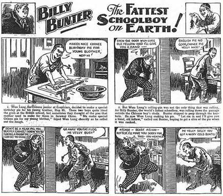 Billy Bunter, by Charles Chapman