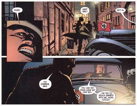 The Last Time I Saw Paris, by Howard Chaykin