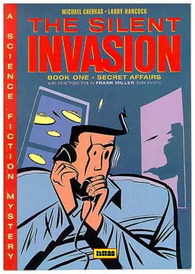 The Silent Invasion, by Michael Cherkas