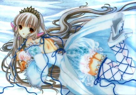 Chobits, by Clamp