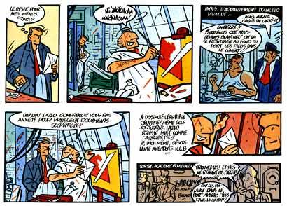 George Tuska | Lambiek Comiclopedia