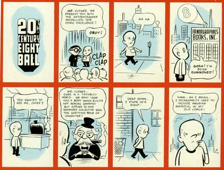 Eightball, by Daniel Clowes