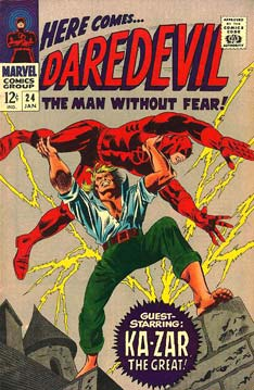 Daredevil by Gene Colan