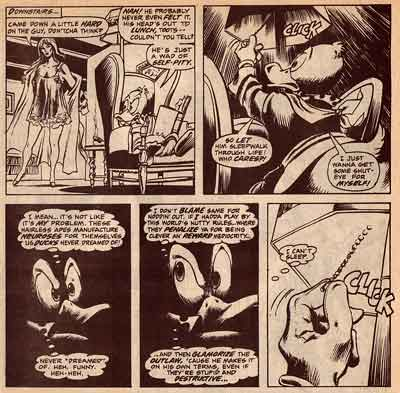 Howard the Duck, by Gene Colan
