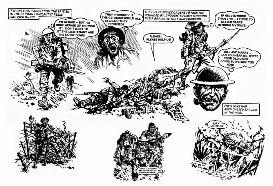 Charley's War, by Joe Colquhoun