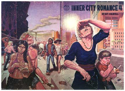 Inner City Romance #4, by Guy Colwell