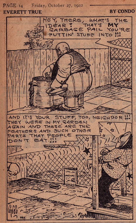 Everett True, by A.D. Condo (1927)