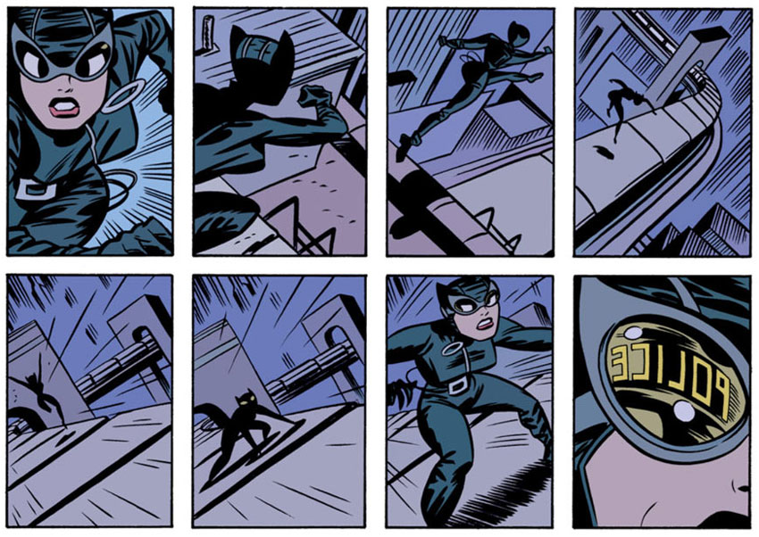 Catwoman, by Darwyn Cooke