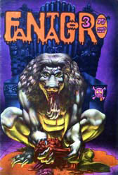 Fantagor #3, by Richard Corben