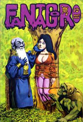 Fantagor #4, by Richard Corben