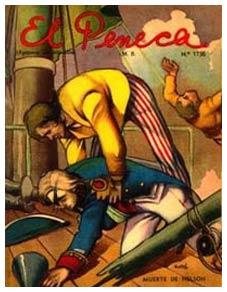 cover for El Peneca by Coré