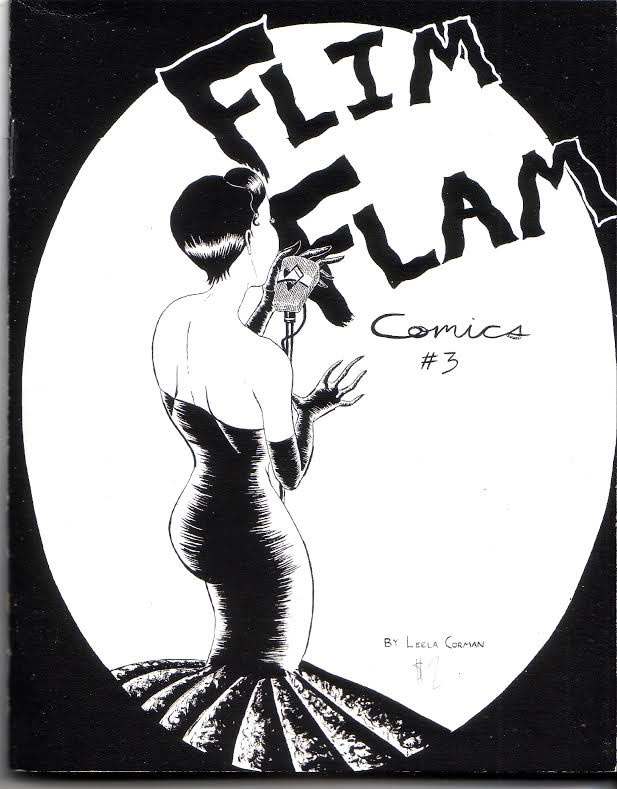 Flim Flam by Leela Corman