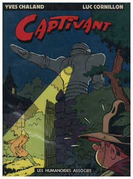 Captivant, by Luc Cornillon