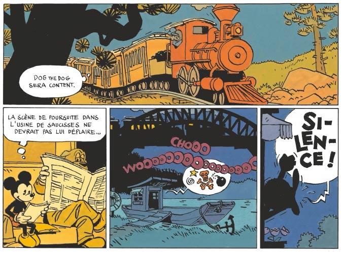 comics cosey