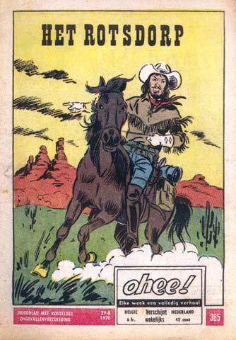 Buffalo Bill by Perry Cotta