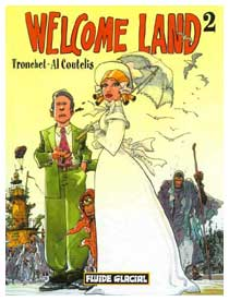 Welcome Land, by Alexandre Coutelis