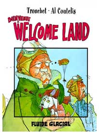 Welcome Land, by Al Coutelis