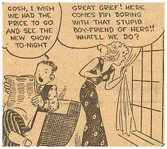 Mom'n'Pop, by Wood Cowan (1932)