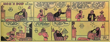 Mom'n'Pop, by Cowan Wood (1933)